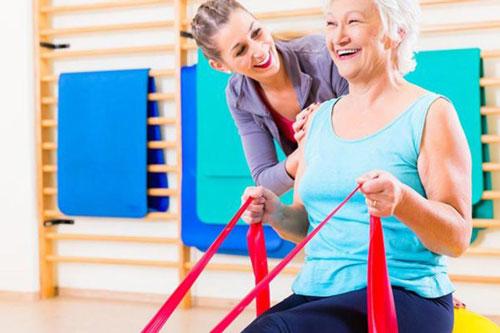 Fisioteràpia geriàtrica