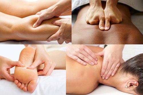 Massatge terapèutic